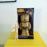 Schylling C-3PO Star Wars Tin Windup b