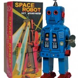 Schylling Space Robot b