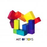 Beyond 123 Playable Art Cube a