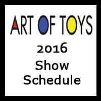 2016 Gallery Schedule is Here