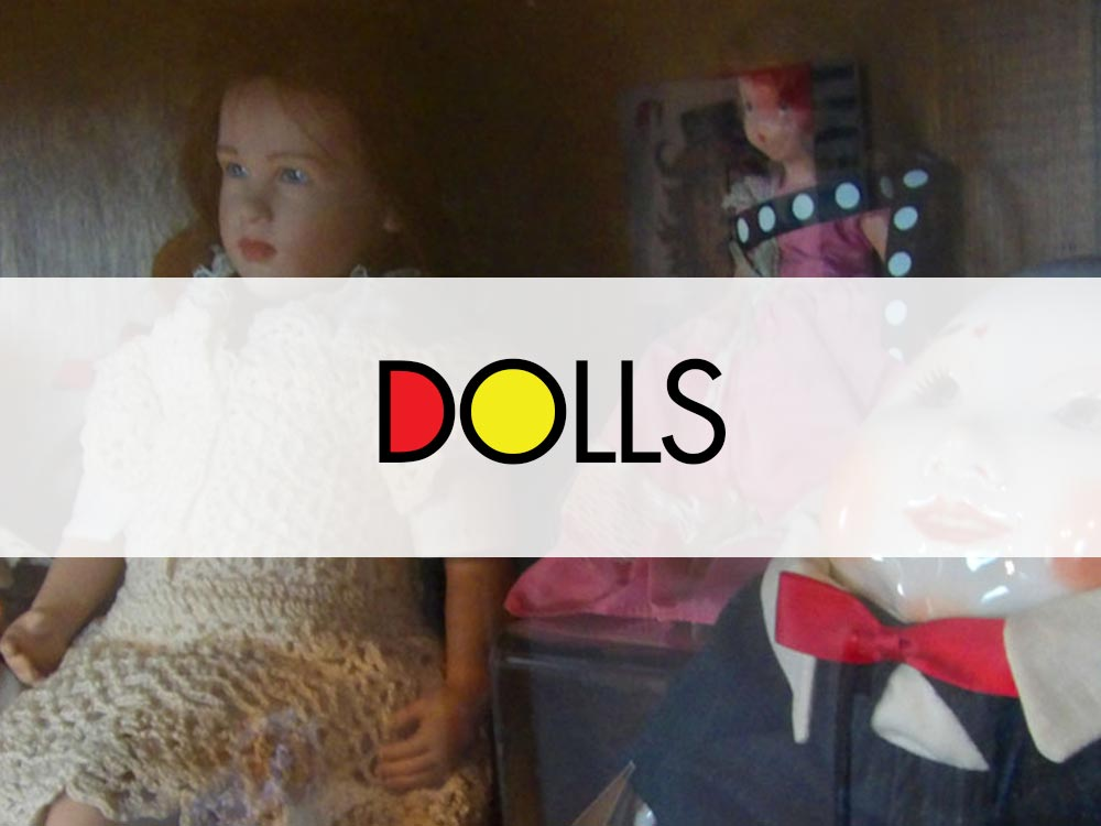 Welcome to our Doll Shop!