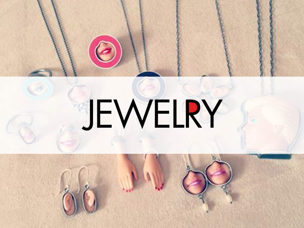 This is our Toy Jewelry Shop where you can find handcrafted jewelry with toys and jewelry toys.