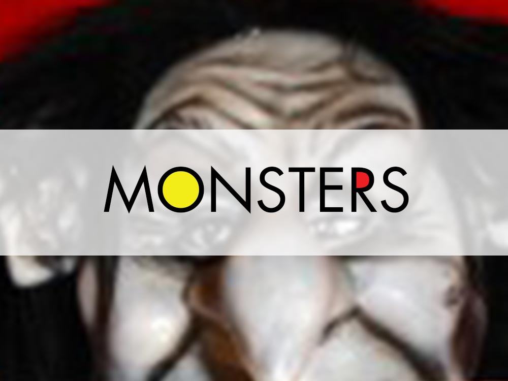 This is our Monster Shop where you can find handcrafted Monsters, jewelry, toys and gifts.
