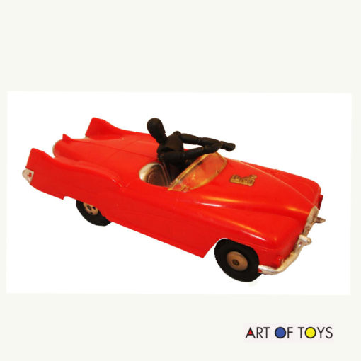 vintage marx toy convertible car
