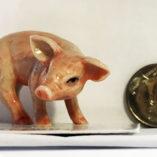 Wilbur Pig dime