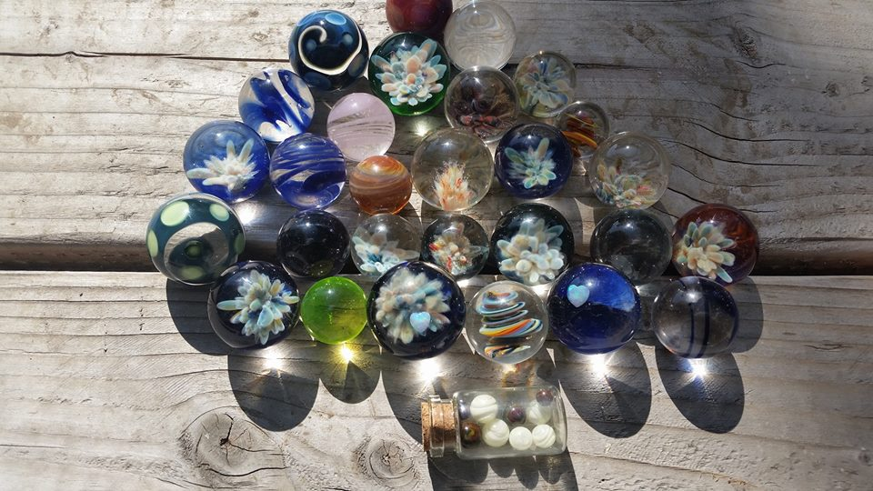 Amy Byrd Marbles