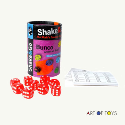 dice game set