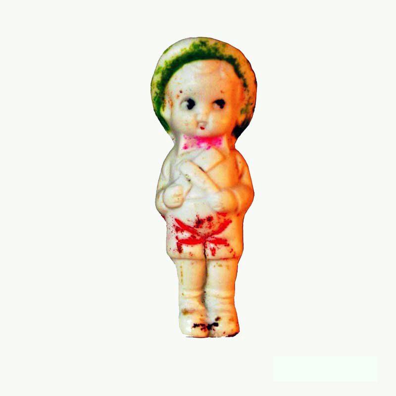 1940 Boy Penny Doll