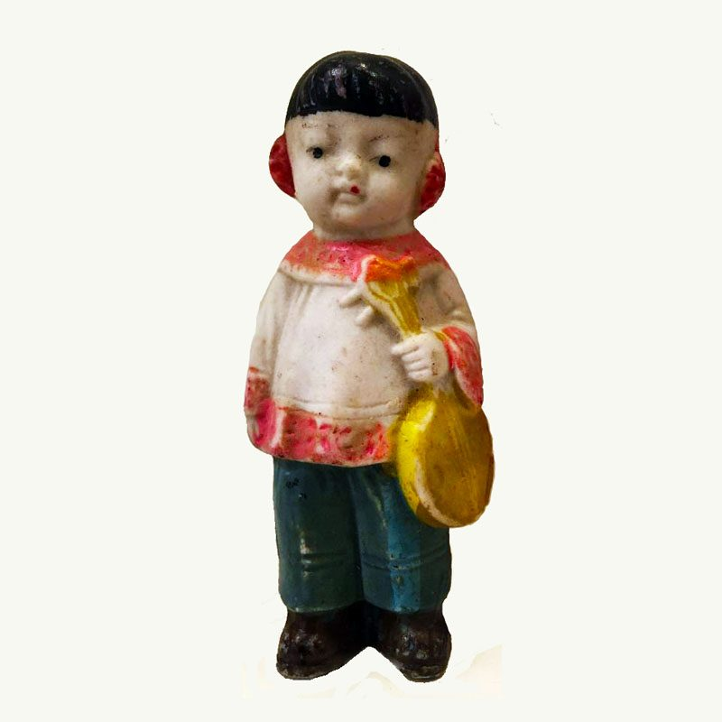 Chinese Girl Penny Doll 1930-40 n