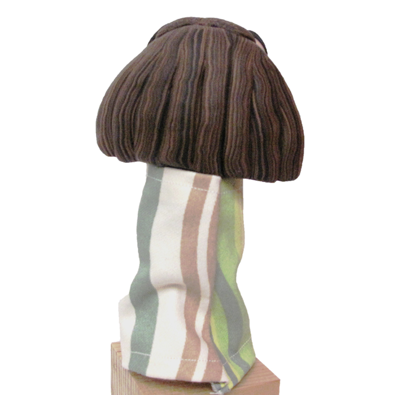 Dan Crowley Art Puppet Brunette Woman II
