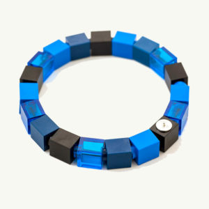 LEGO® Jewelry Metro Dark Denim 1x1by emiko oye