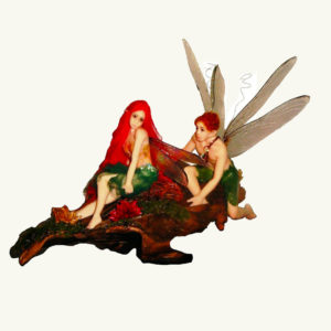 Lisa Owens Fairy Art Lasair Finds Andreas