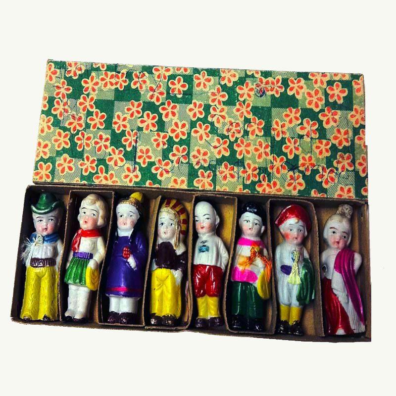 Penny Doll Set 1930-40