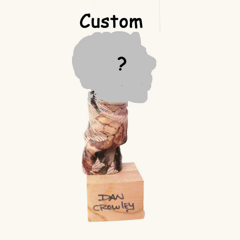 have a custom puppet made