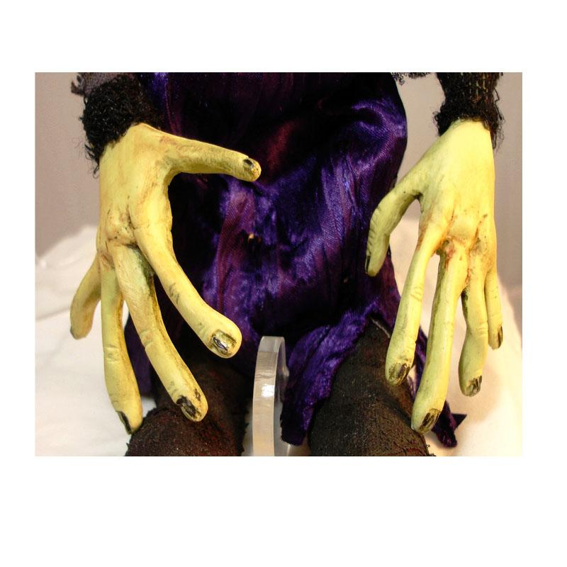 artist doll hands