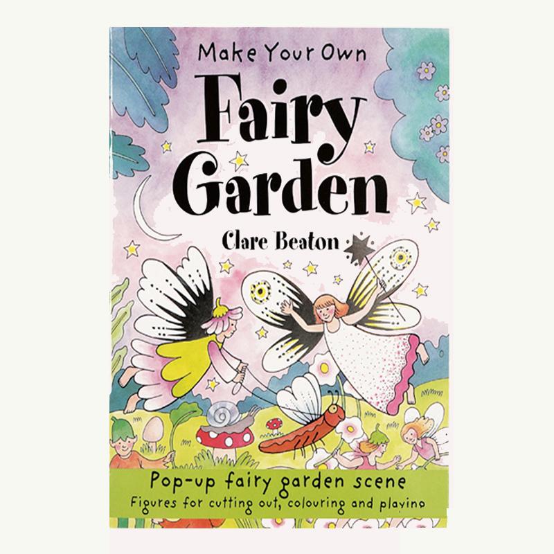 Make Your Own Fairy Garden Workbook