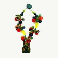 Frog Clicker Necklace Lori Kirsch
