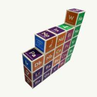 Uncle Goose Elemental Blocks n