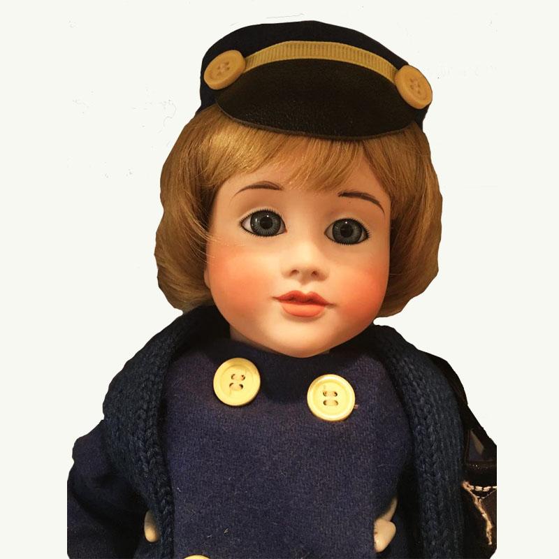 Wendy Lawton Hans Brinker Art Doll