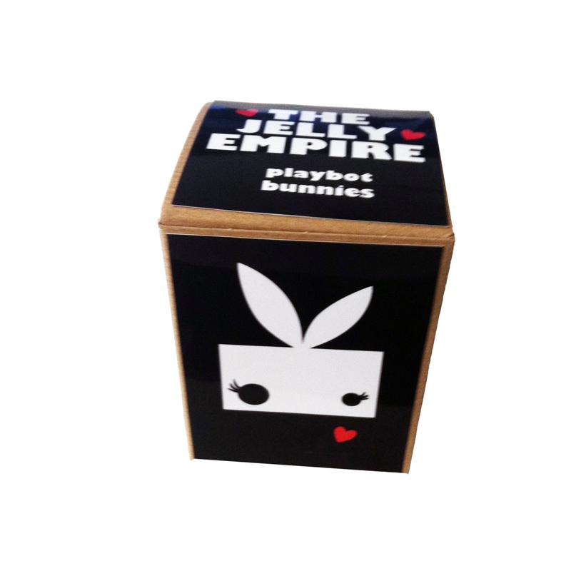 Art Toy Bunny Bot 2 Selina Briggs