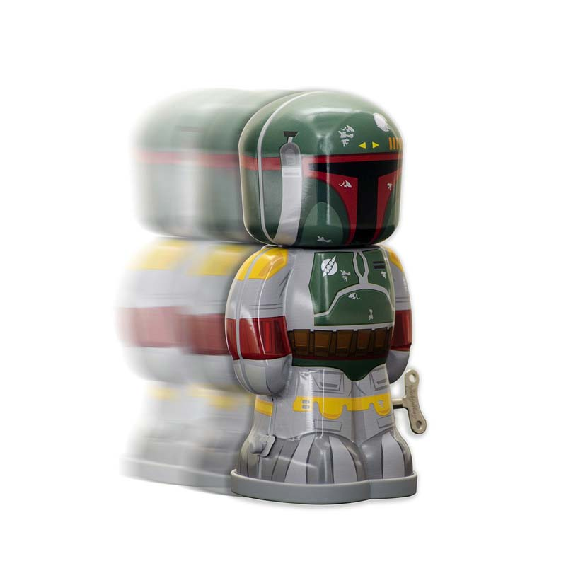 Schylling C-3PO Star Wars Tin Windup