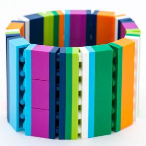Lego Bracelet 1x6 Spiaggia emiko oye