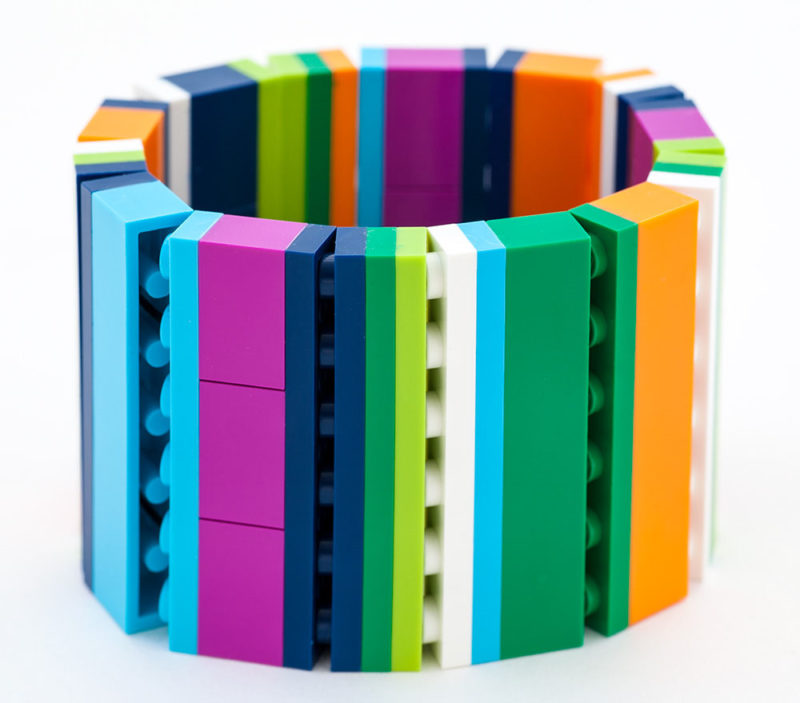 LEGO® Bracelet 1×6 Spiaggia emiko oye