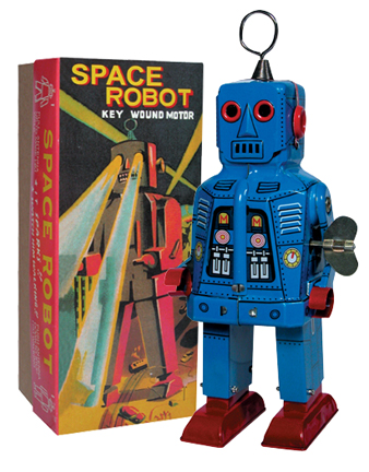 Schylling Space Robot