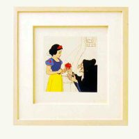 Snow White – Witch Disney Treasures Etching