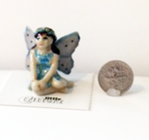 Blossom Fairy little critterz and Dime