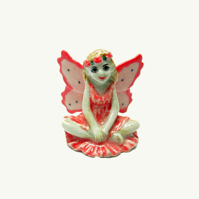 mini fairy figurine