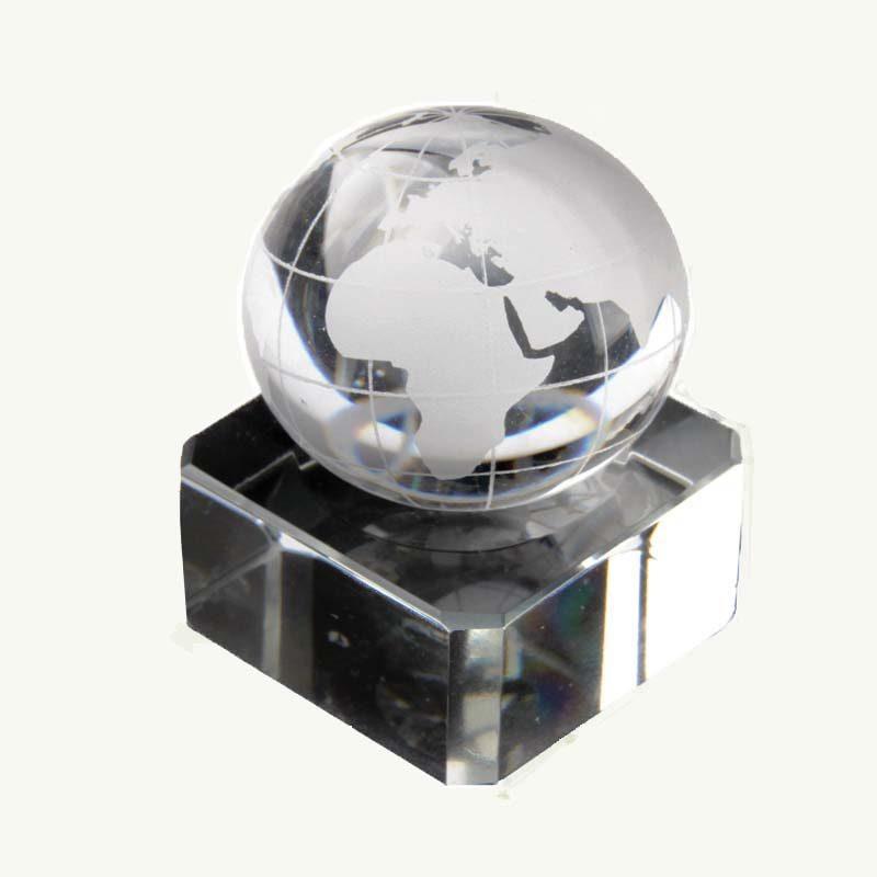 Map Marble globe