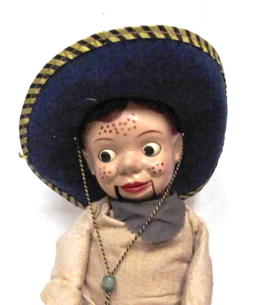 howdy doody from peter puppets