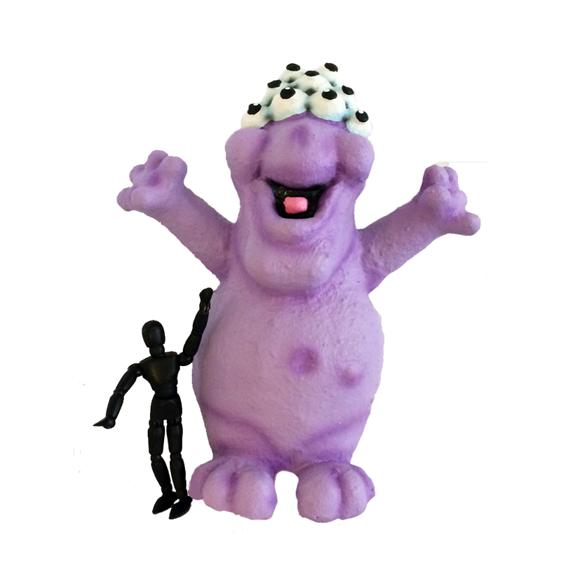 Igor Monster T Oliver Kopian