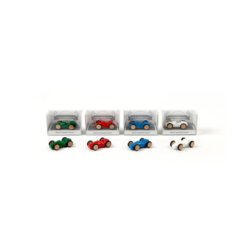 Milanwood Mini Wood Racers
