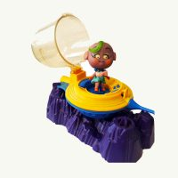 Mattel Kozmic Kiddles Purple Gurple