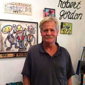 Robert Gordon artist