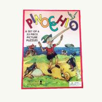 Pinocchio Puzzle Set