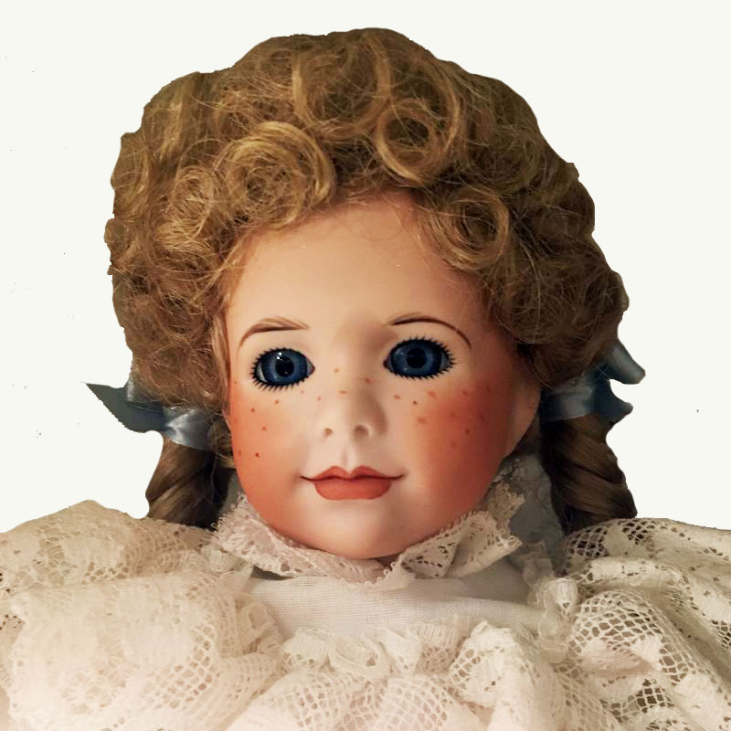 Wendy Lawton Pollyanna Art Doll