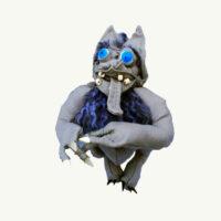Spikey-Monster-by Terri