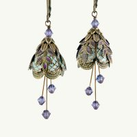 Italian Courtesan Flowering NoMonet Earring