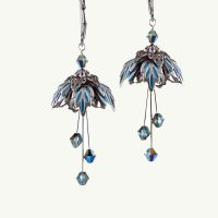NoMonet Forest Fairy Earrings