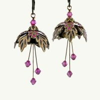 Forest Fairy NoMonet Earrings