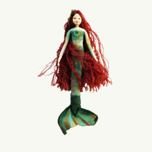 Redhead-Mermaid
