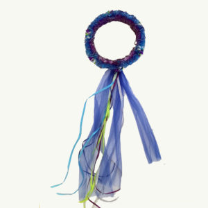 Douglas Dreamy Blue Fairy Crown