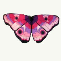 Douglas Pink Butterfly Wings