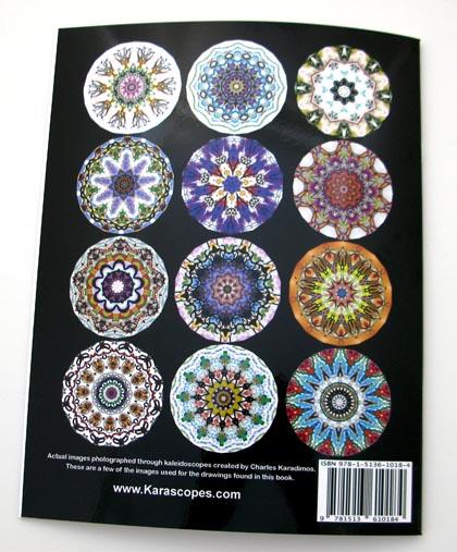 Karadimos Kaleidoscope Coloring Book