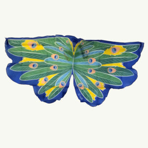 Douglas Blue Peacock Fairy Wings
