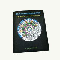 Karadimos Kaleidoscope Coloring Book
