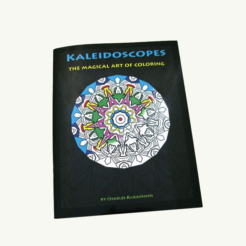 KKaleidoscope Coloring Book